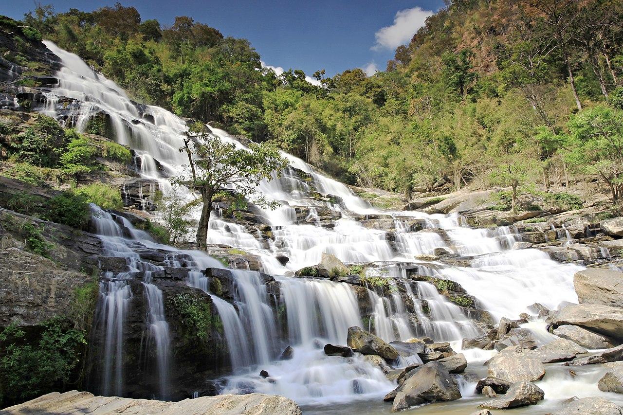 File National Park Nature Landscape Landmark Chiang