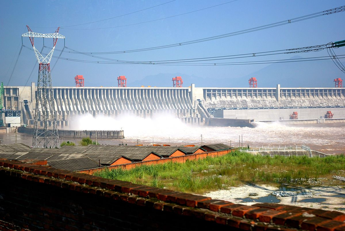 hight resolution of hydropower