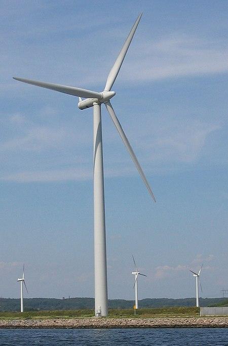 Windmill Horizontal Axis Wind Turbine