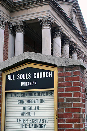 April Fool's Day at the All Souls Church, Unit...