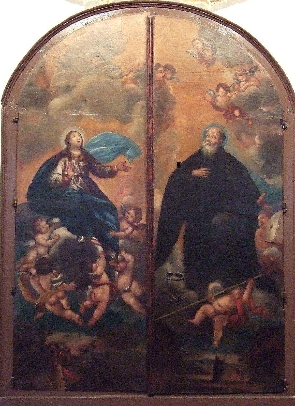 LAssomption de la Vierge et de Saint Ignace  Wikipdia