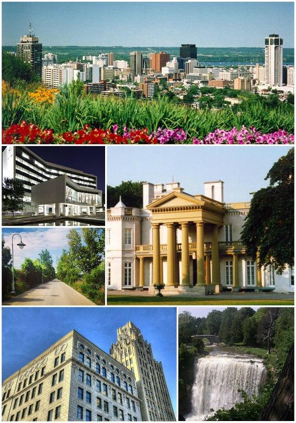 Hamilton Ontario - Wikipedia
