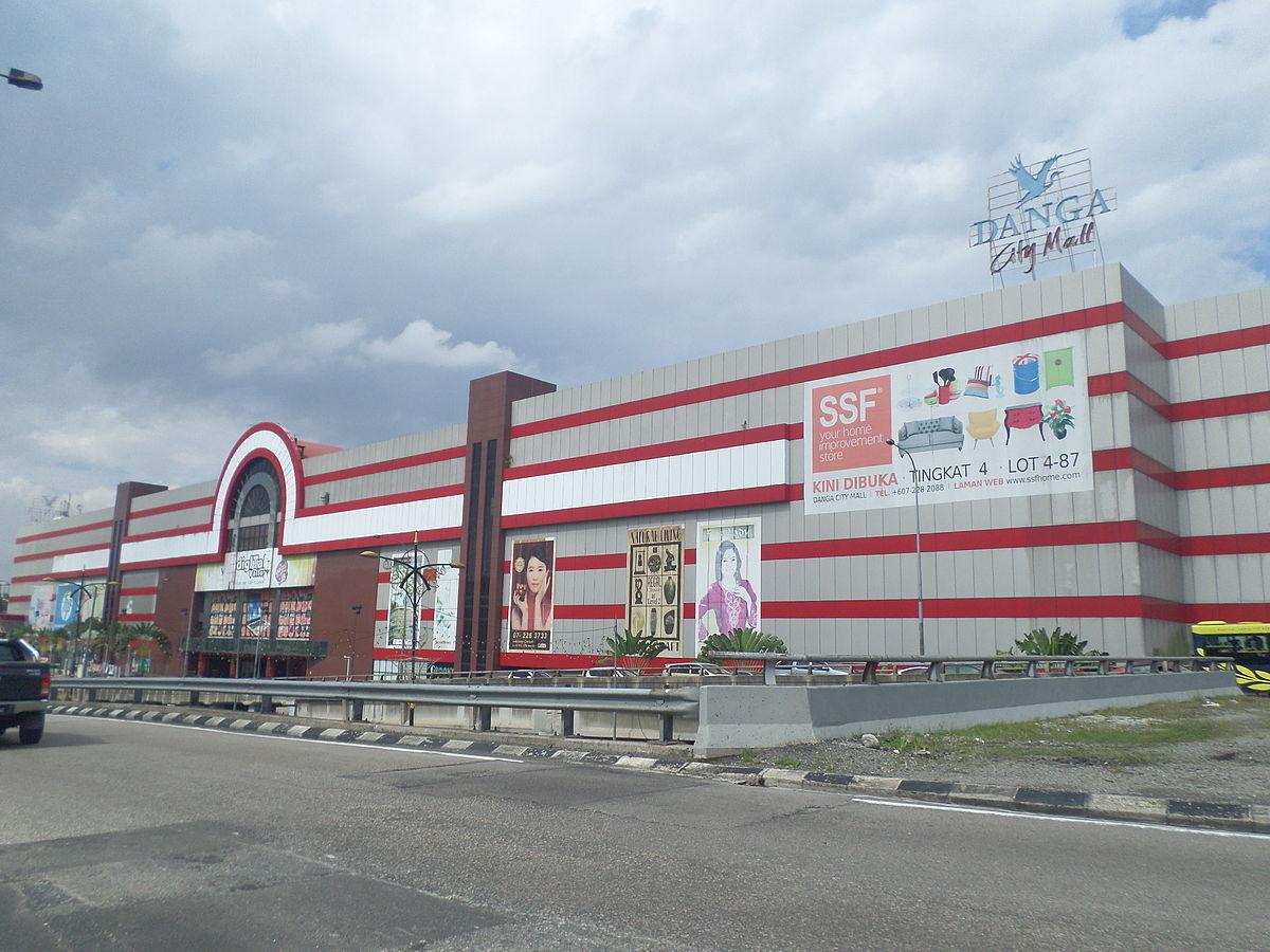 Danga City Mall  Wikipedia