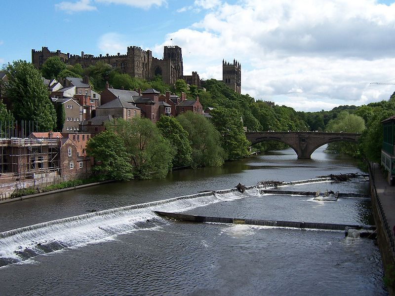Durham from the Wear