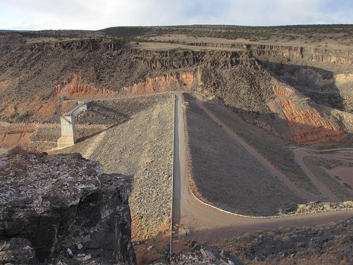 Jemez Canyon Dam  Wikipedia