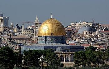 English: Jerusalem, Dome of the Rock Deutsch: ...