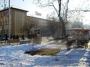 Ministry of Culture in Pristina