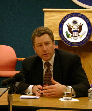 English: Kurt Volker. As of 2008, the United S...