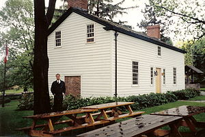 Laura Secord Homestead, Niagara-on-the-Lake, O...