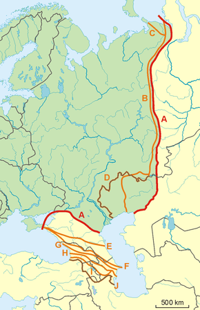 Rail Wars Sub Indo : Transcaucasia, Wikipedia