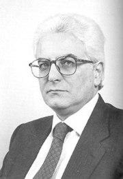 Sergio Mattarella in 1994