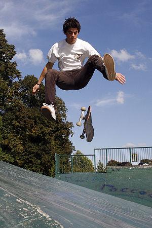 Skateboarding 1 (dtab)