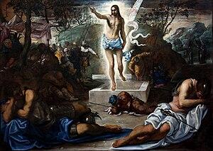 Tintoretto - La Resurrezione
