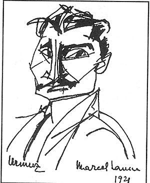 Urmuz Marcel Iancu