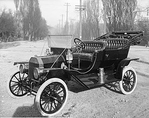 1910 Model T Ford