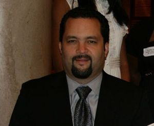 English: NAACP President Benjamin Jealous