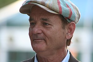 Bill Murray at the premiere of Get Low at the ...