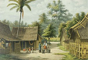 Kampung  Wikipedia bahasa Indonesia ensiklopedia bebas