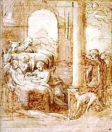 Die Heilige Nacht Correggio  Wikipedia