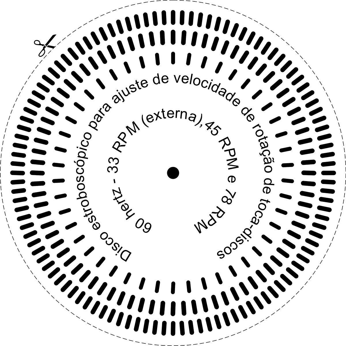 Disco stroboscopico  Wikipedia