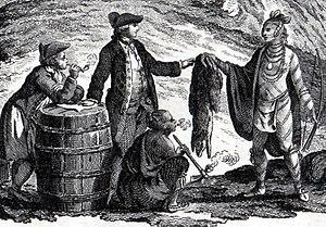 Pelzhandel in Nordamerika  Wikipedia