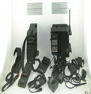GSM-Mobiltelefone der ersten Generation, Bauja...
