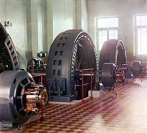 Original Description: Alternators made in Buda...