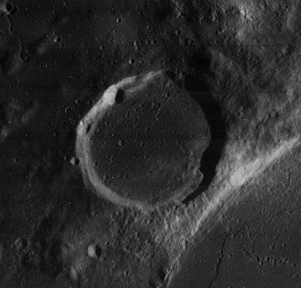 希羅多德隕石坑 - Wikiwand