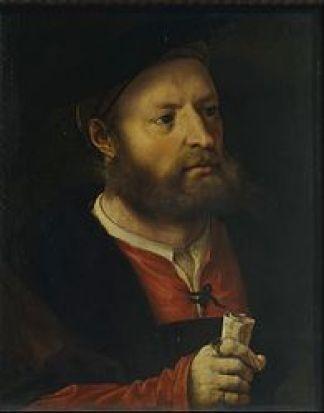 Jan Gossaert: Portrait of a Man