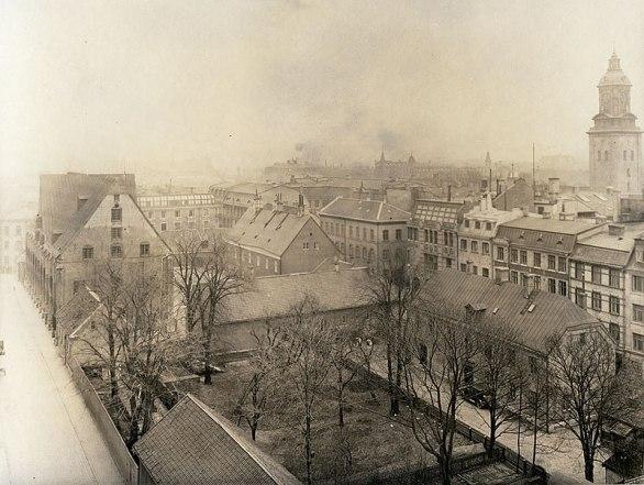 Kronhuskvarteret 1928