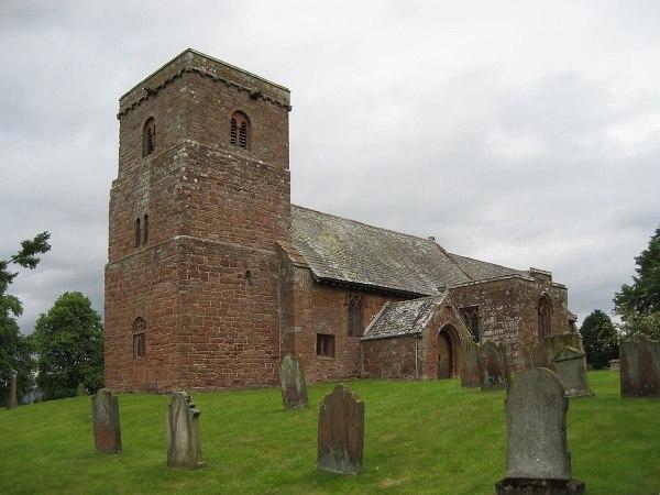 St Margaret And James' Church Long Marton - Wikipedia