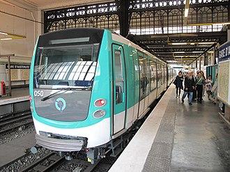rame mf 01 a la station gare d austerlitz