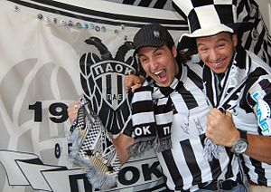 PAOK Supporters