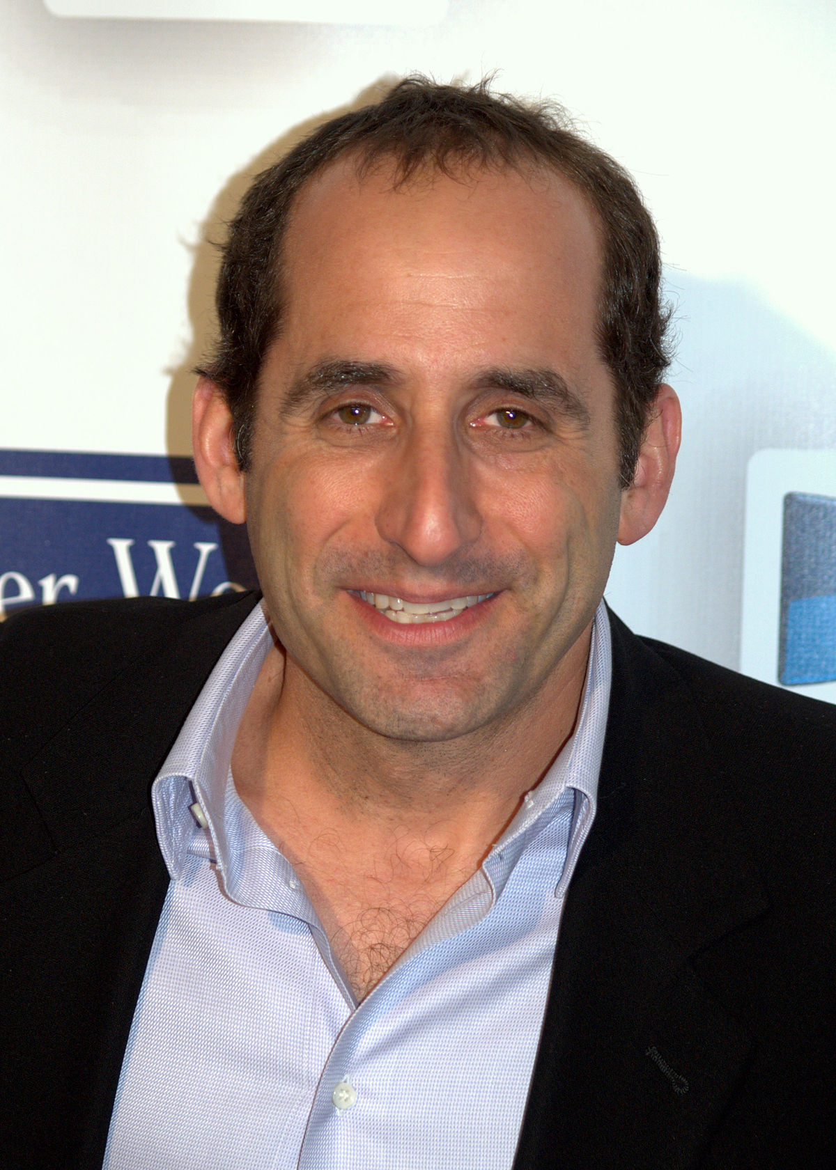 Acteur Fear The Walking Dead : acteur, walking, Peter, Jacobson, Wikipédia