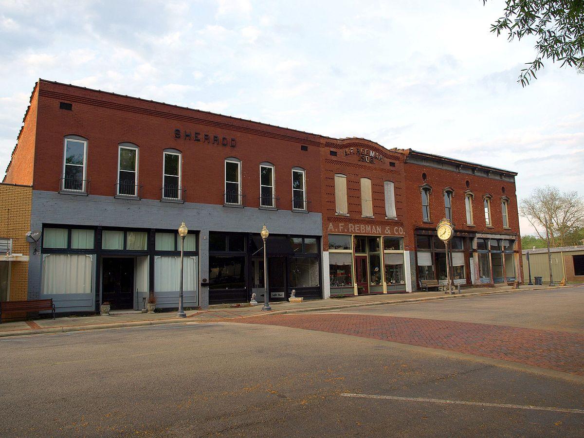 Courtland Historic District - Wikipedia