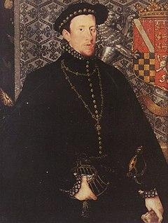 Thomas Howard, IV duca di Norfolk, che aspirò alla mano di Maria, la quale ricambiava i suoi sentimenti.
