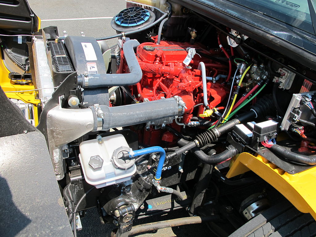 Plate For 1995 Nissan Pick Up Fuse Box Diagram Inside File Thomas C2 Engine Compartment View Jpg Wikimedia Commons