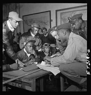 Tuskegee airmen 2 original