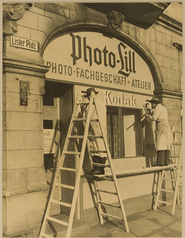 File194607 Lister Platz Ecke Jakobistrae 1 in Hannover WerbeSchrftzugBemalung am