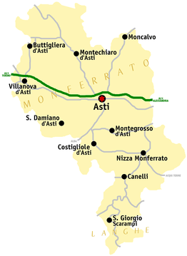 Asti provincie Wikipedia