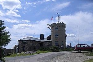 English: Blue Hill Observatory, Milton Massach...