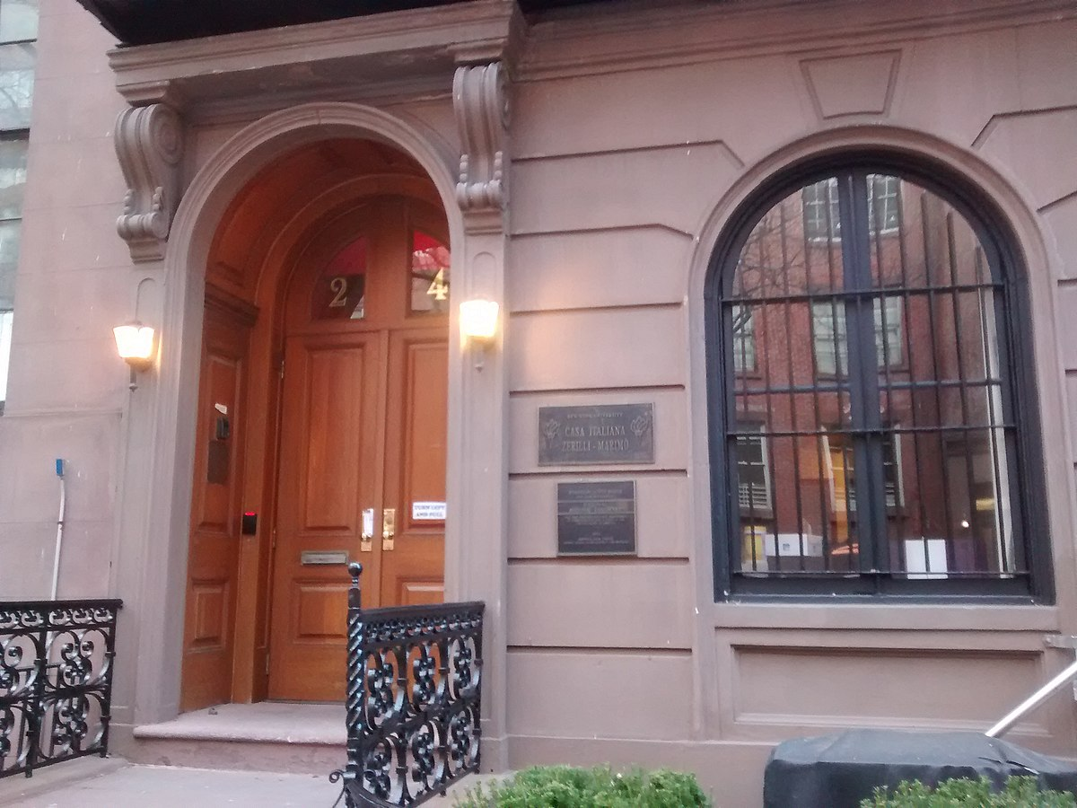 Casa Italiana ZerilliMarim  Wikipedia