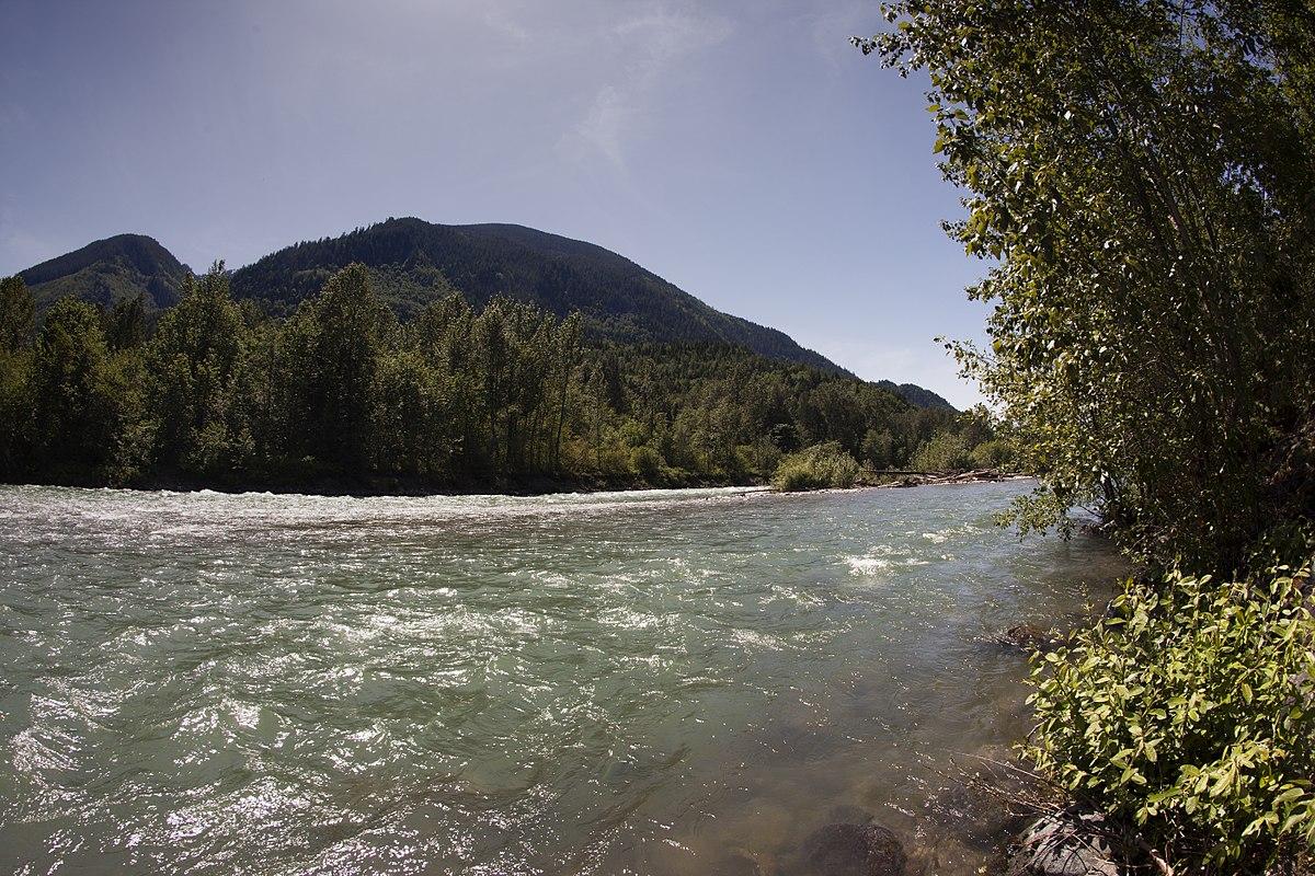 Parks Columbia British National