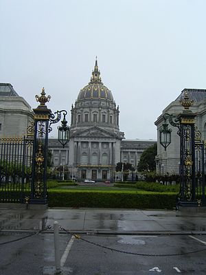 San Francisco, California : civic center