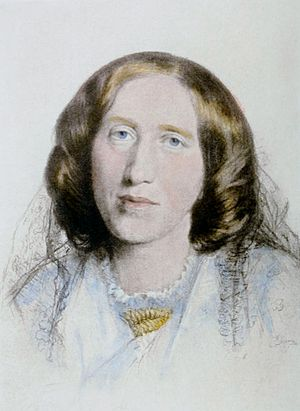 By Sir Frederick Burton [Public domain], via Wikimedia Commons