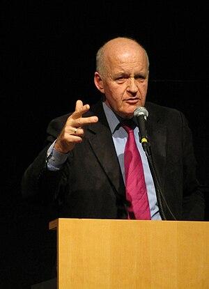 English: Goetz Werner, head of Cross-Departmen...