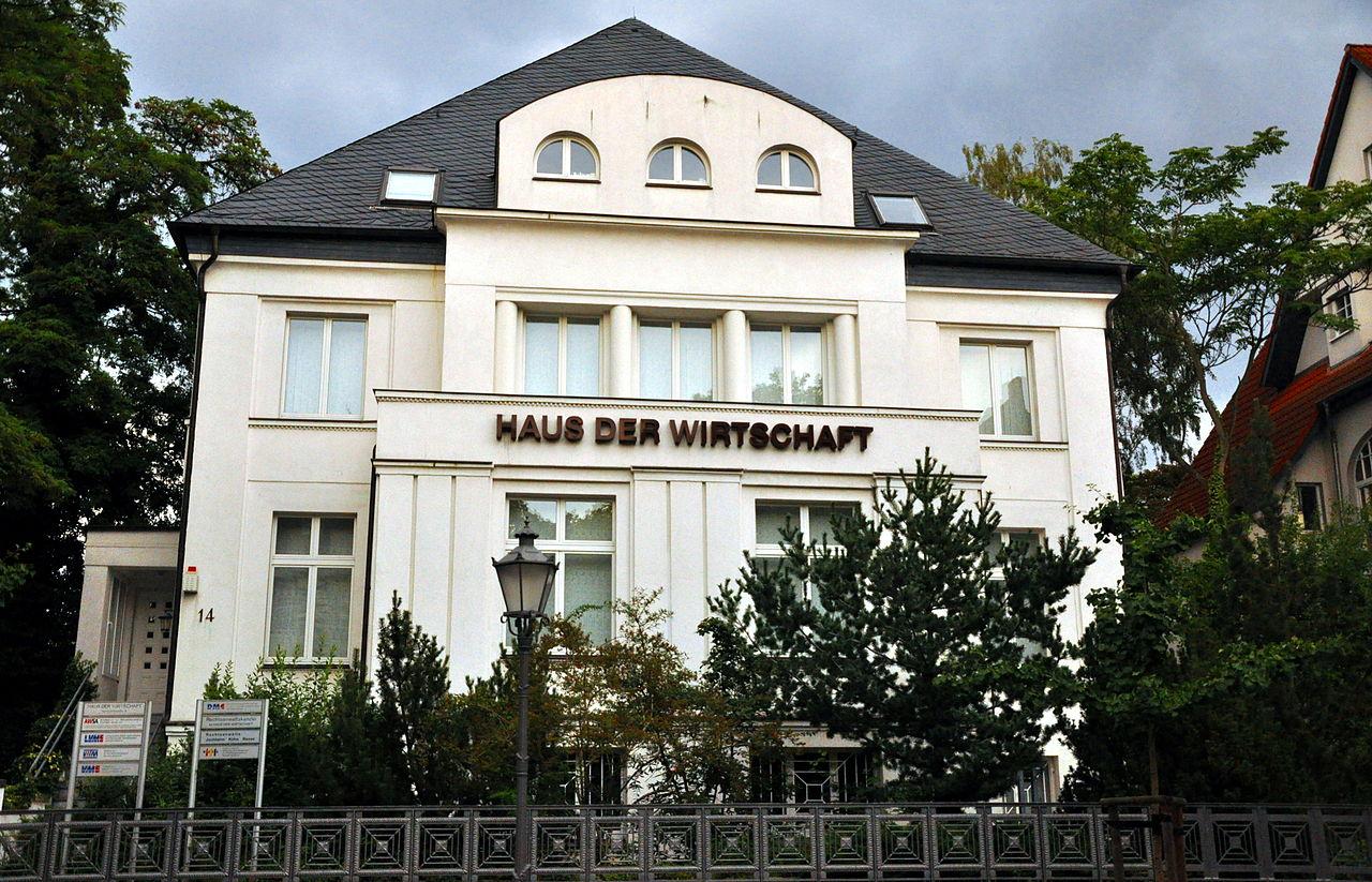 Filehaus Der Wirtschaft Magdeburgjpg  Wikimedia Commons