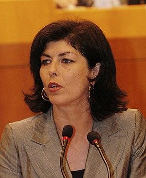 Joëlle Milquet, EPP Congress Brussels 4-5 Febr...