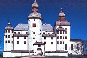 Läckö slott in Sweden.