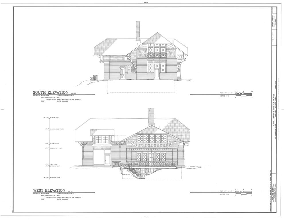 File:Mark Twain House, Carriage House, 351 Farmington
